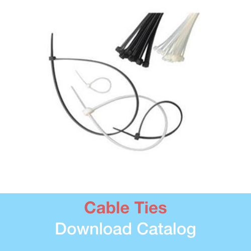 Cable Ties   in Wire management catalog