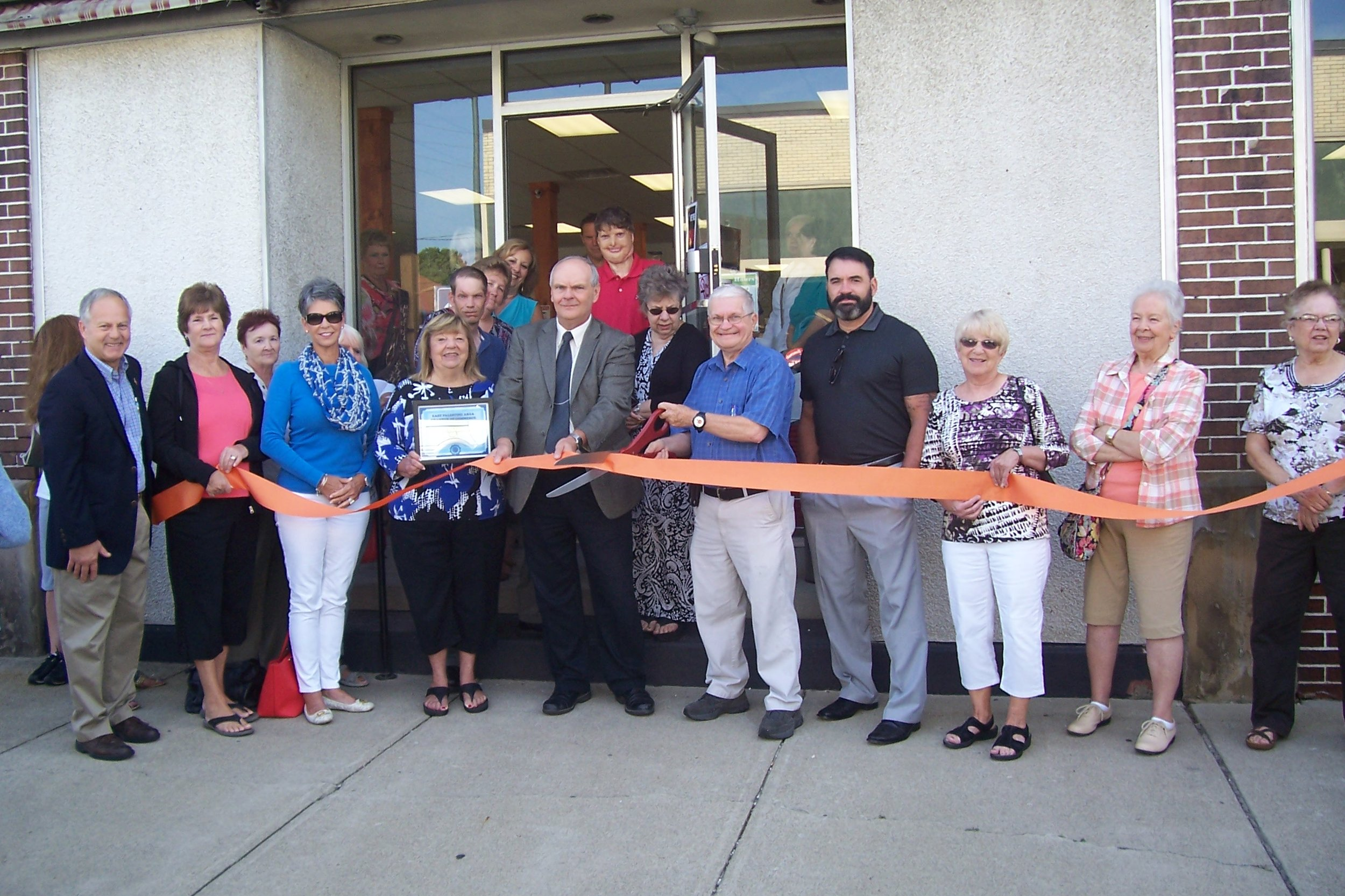 The Chamber celebrates local business successes. Click here to see recent awards and ribbon cutting ceremonies
