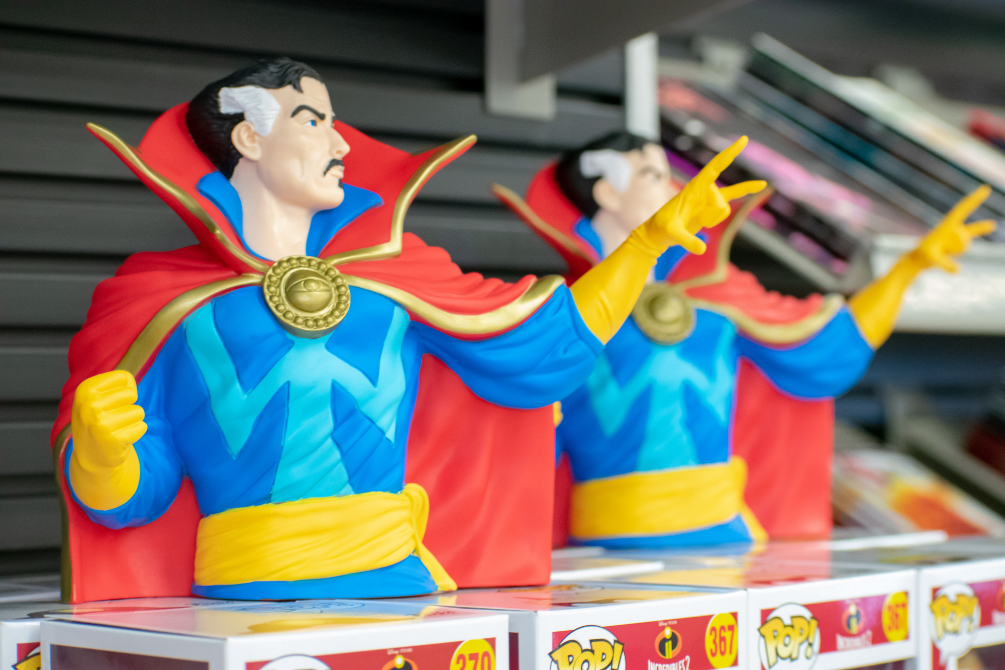 Comic book stores around the nation are getting ready for Saturday, May 5, which is Free Comic Book Day and stores such as Hi De Ho Comics in Santa Monica, California are getting ready to hand out free comics to people who enter. (Ethan Lauren/Corsair Photo)