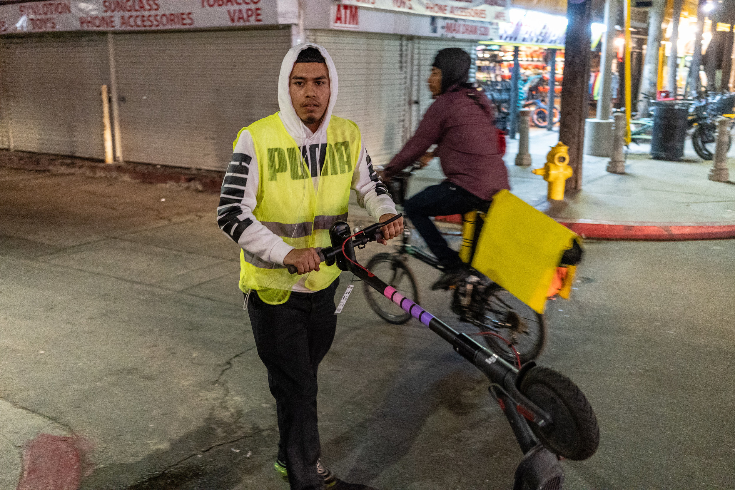 Scooter Keepers / Lyft 1