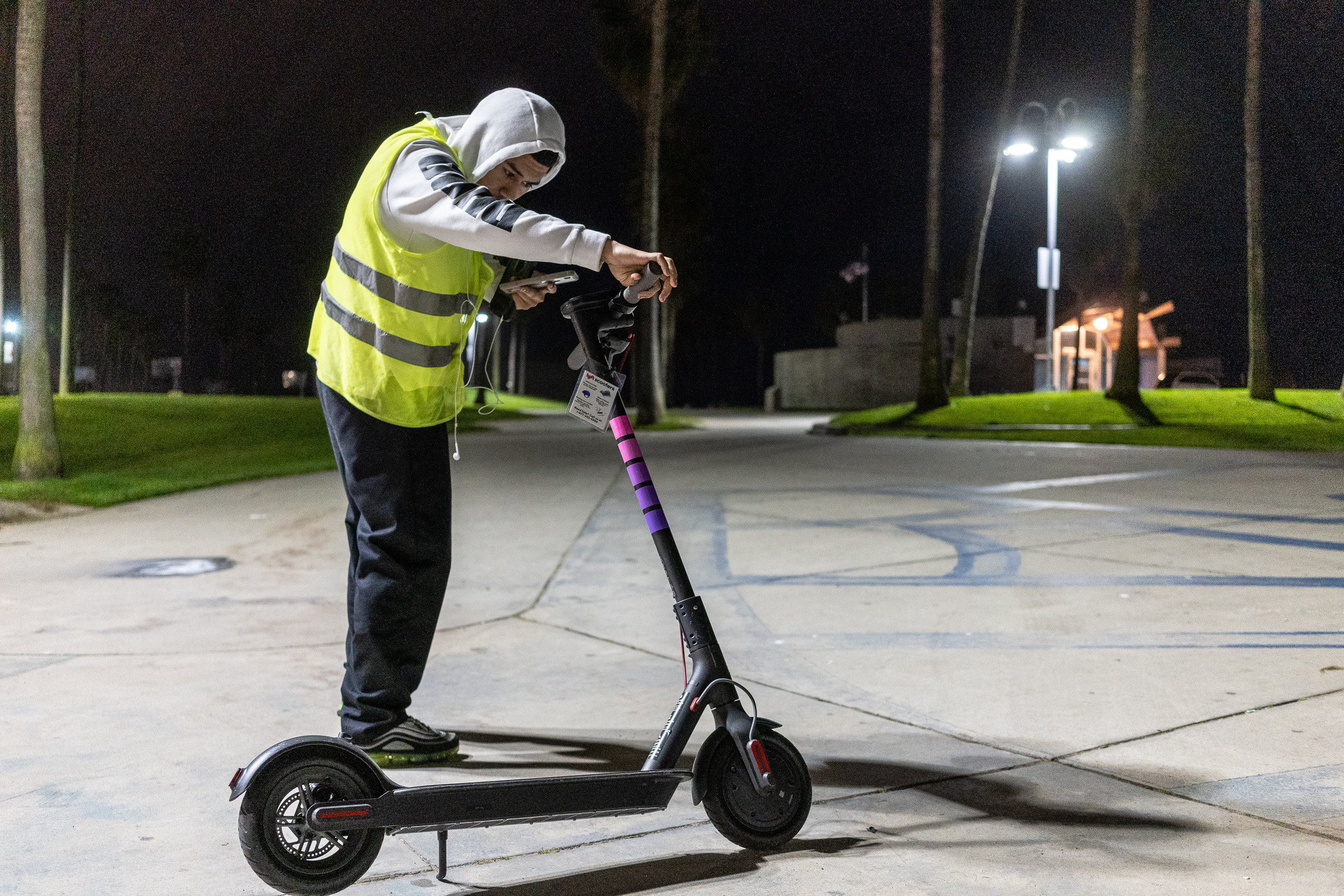 Scooter Keepers / Lyft 2