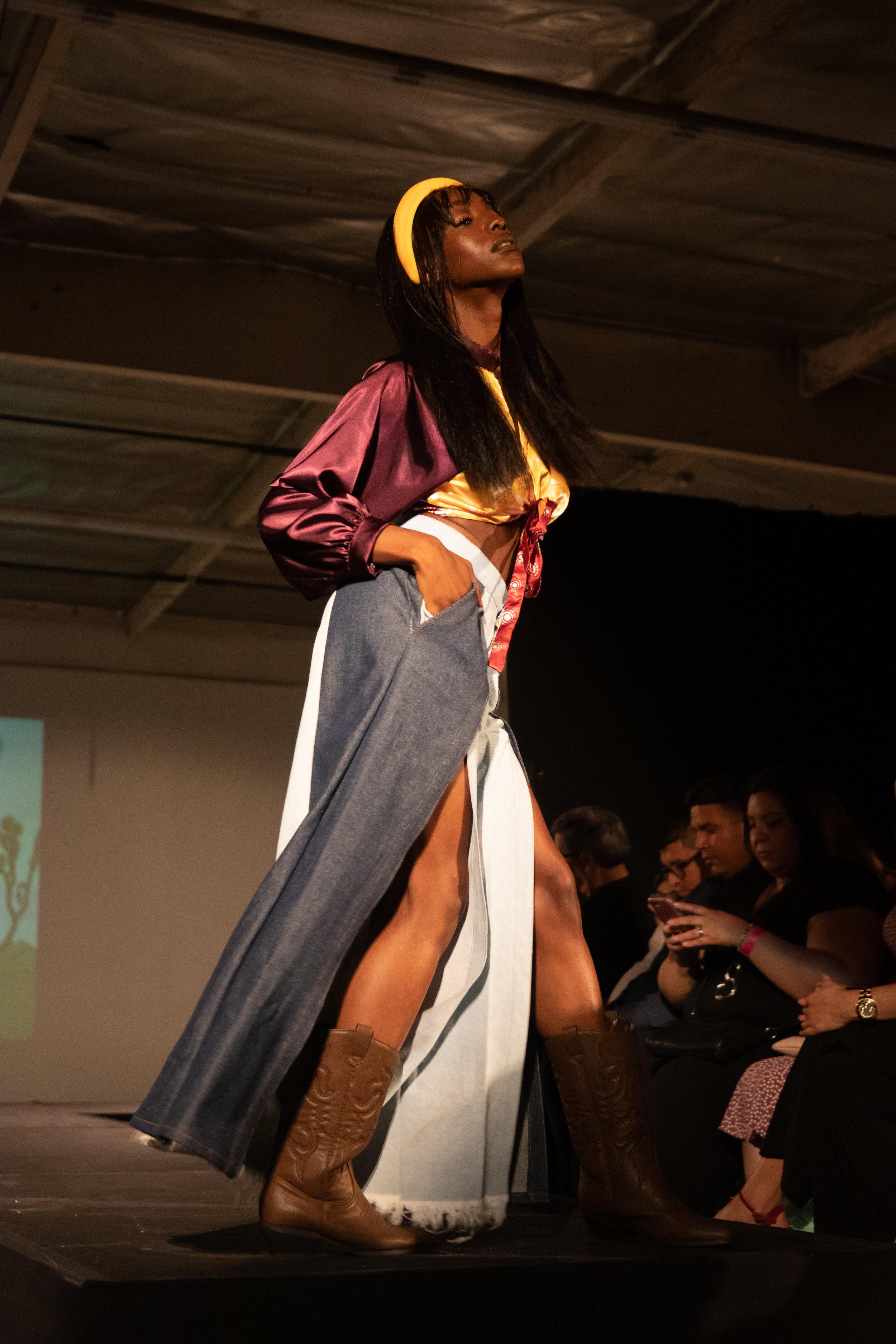 Timisola Ogunleye, design by Brian Le