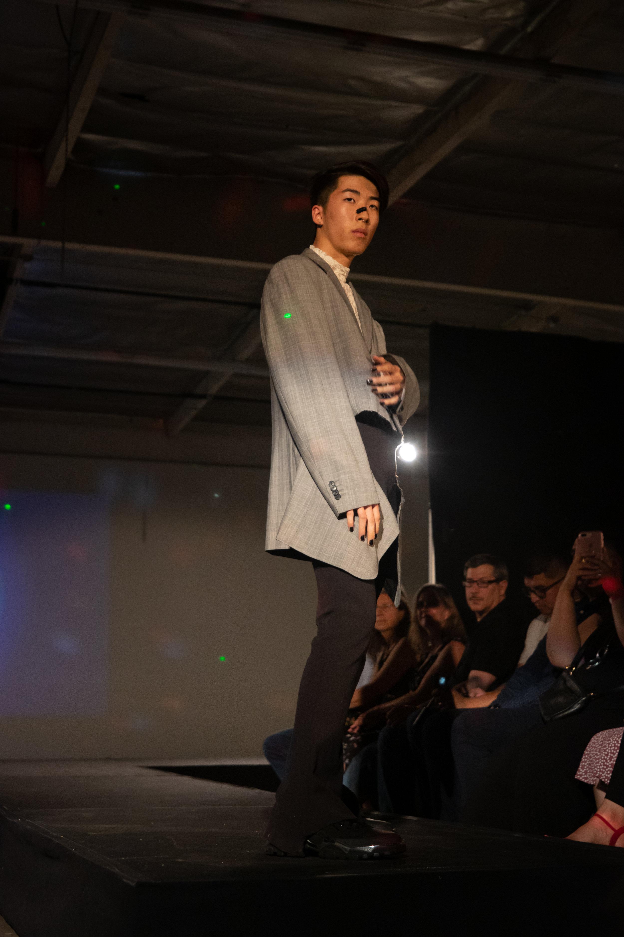 Ruiquan Li, design by Jonathan Mayorga
