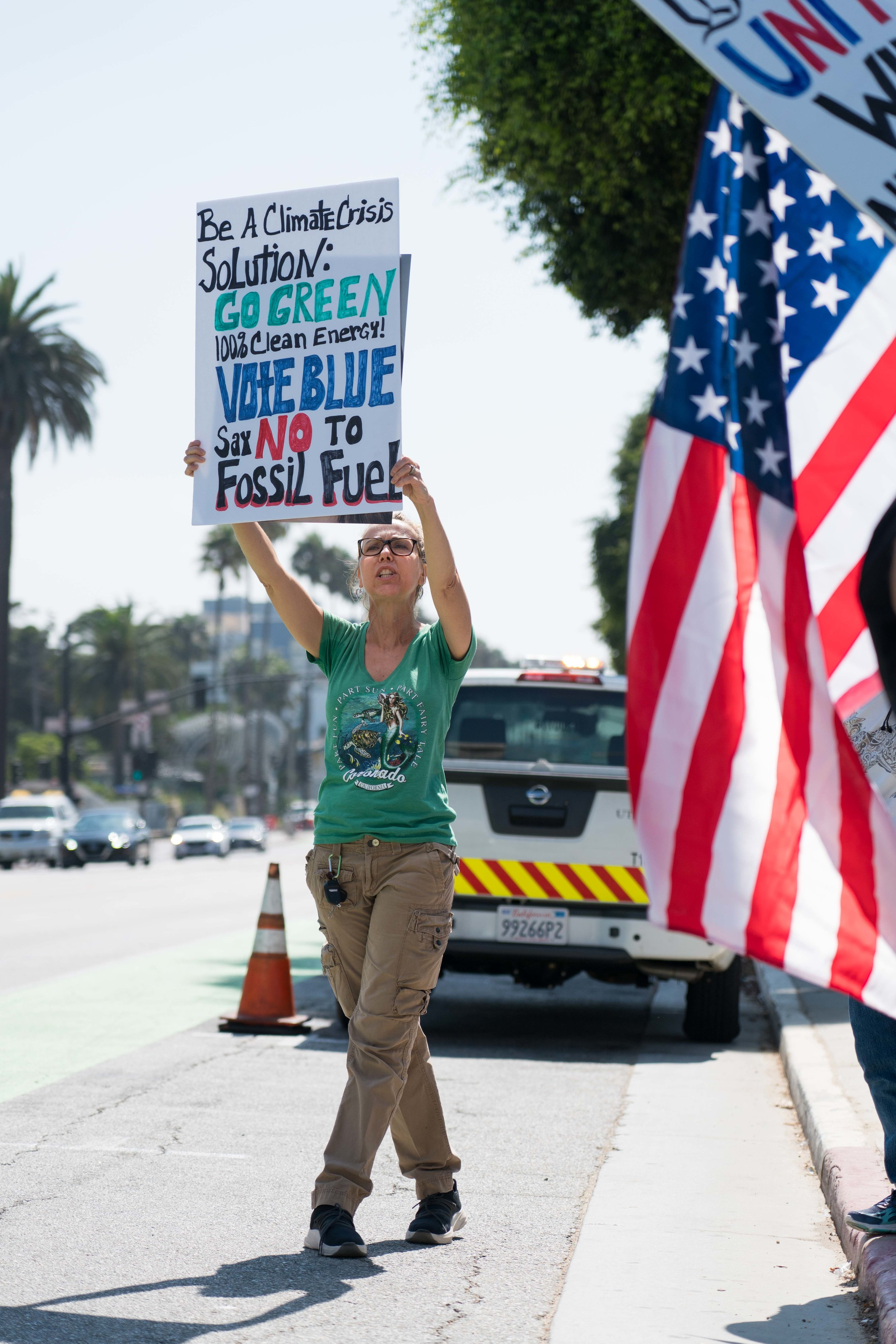 Patriotic Activism