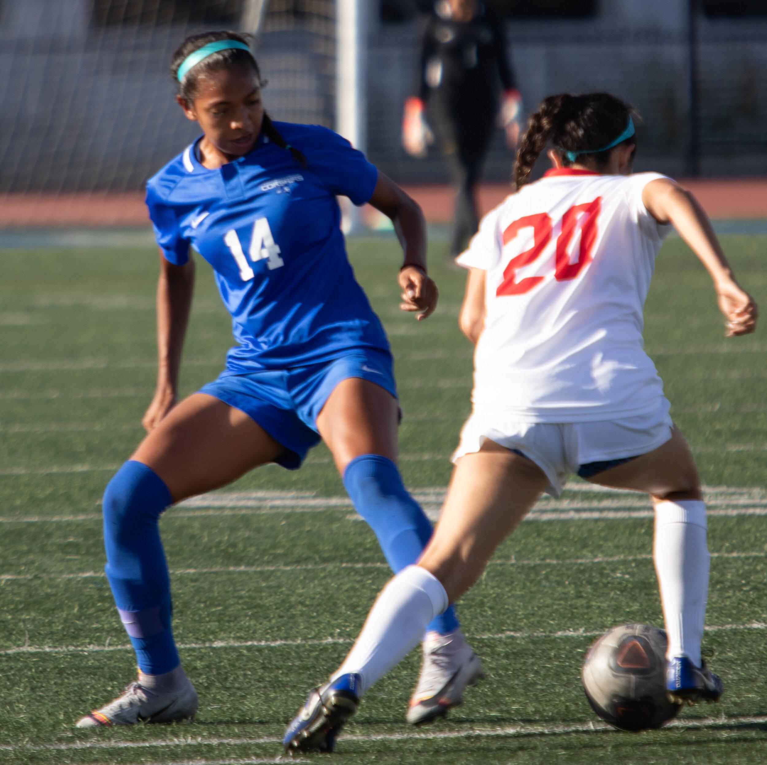 Corsair Women's Soccer