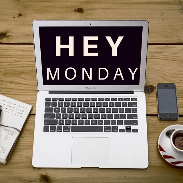 It's Monday, which means we're planning our weekly goals, slotting to-dos into our calendar, and preparing for Monday morning meetings. How do you prep for the week?