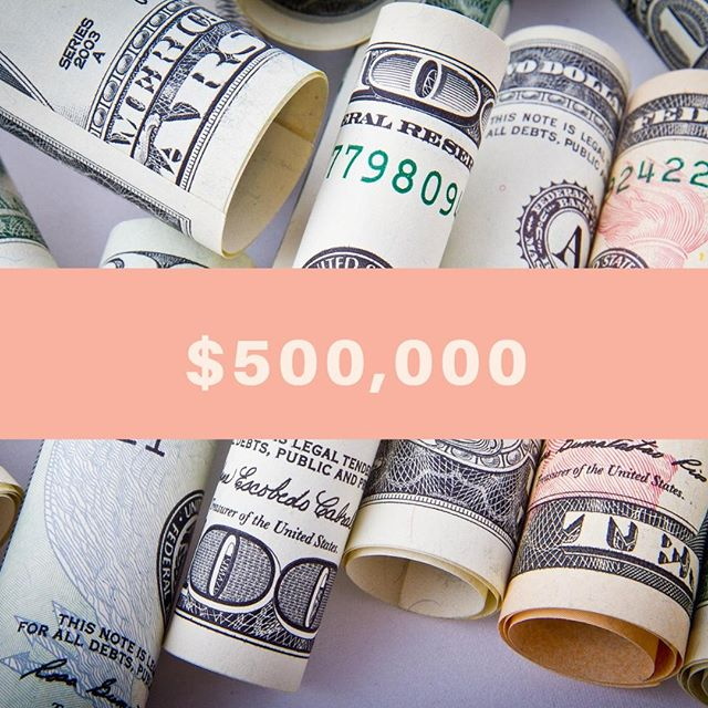 """A one-time salary increase of $5,000 if properly invested adds up to $500,000 - $1,000,000 by the time you retire. If you're thinking to yourself, """"its not that big of a deal, not a huge difference, I may as well not ask,"""" think again. This is about your retirement fund or your kids college funds. It matters!"""
