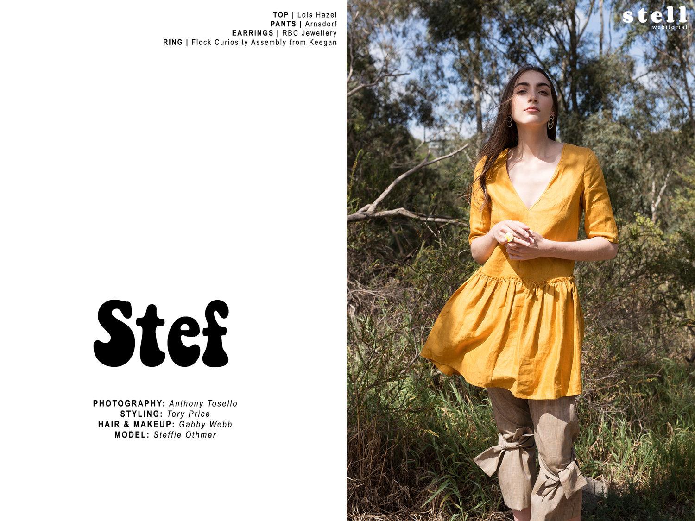 STELL Magazine - 05/2018