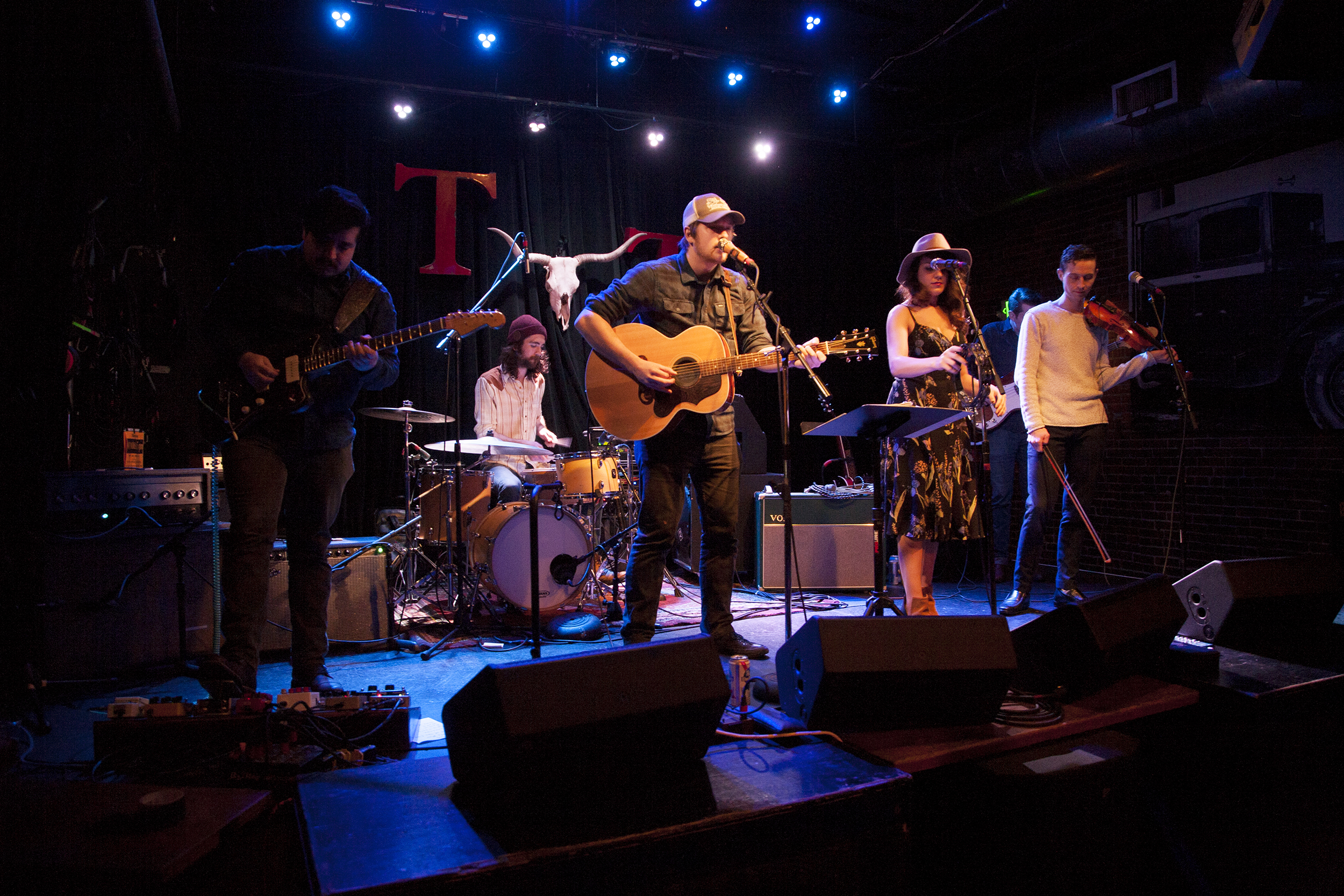 Old Cost Live at Tractor Tavern