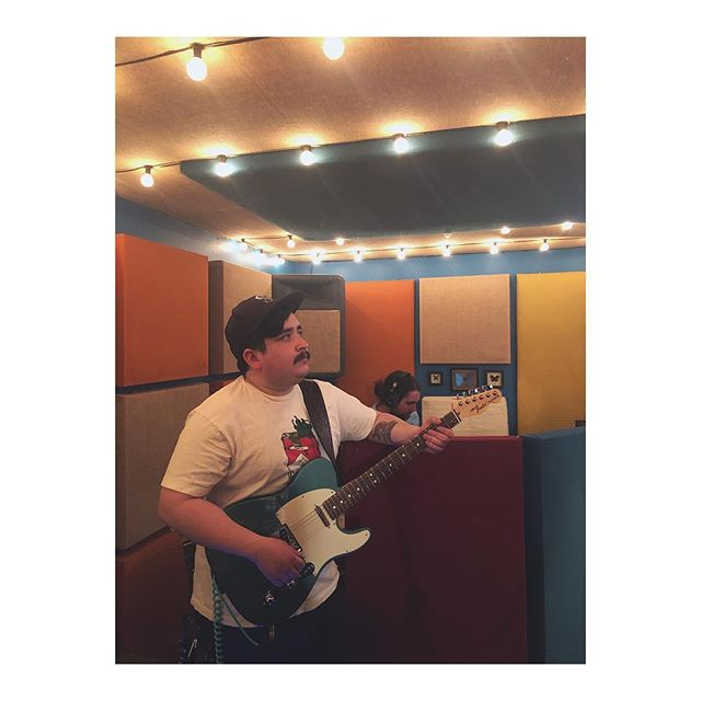 We're back at it, and we've got something cooking we think you'll all really dig. Until then, here's Manny looking as cool as ever... . . . . #oldcoast #pnwmusic #seattlemusic #socool #toocoolforschool