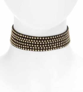 I love to add chokers like this to mix up my look sometimes. This one is under $10 with the sale!  SHOP  THIS NECKLACE