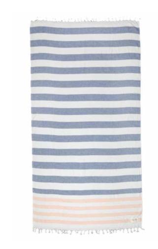 Loooove this beach towel!I wish I had this towel for my beach trip! Love the simple stripe.  SHOP THIS BEACH  TOWEL