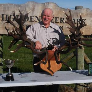 "Chris Petersen  Deer Farmer - Client since 2013 - Chris Petersen, current holder of the deer industry's coveted Matuschka Award knows a thing or two about deer farming. The former chairman of the Deer Farmers' Association in Fiordland is the first to admit, however, that he doesn't always get it right.Following his move to South Canterbury from Fiordland two years ago one of his first moves was to spread a load of Sulphur Super onto his newly acquired Highden Deer Park, a 126-hectare former cropping farm near Pleasant Point.""Could have been the levels of Urea, low lime levels or a whole host of things, but we basically had very underperforming paddocks the next spring,"" said Chris. Following soil tests a local soil consultant suggested using lime and switching to Viafos V10, a natural guano based phosphate.The results exceeded his expectations. ""I cut 100 tonnes more silage this spring off the same paddocks as last year, about 26 hectares. The silage contractor was pretty impressed as other farms in the area were only cutting half of what they got last year."" Chris also ran his 33 trophy stags and seven sire stags in two of the paddocks.""The product is easy to use and can be applied even in summer conditions. We also had plenty of clover which was also rare for the area this year as a lot of farmers around me suffered from clover root weevil and I know other farmers using this product are getting similar results with clover.""But for Chris the end game is about the health and growth of his 800 plus deer. ""I am looking more for animal health than having heaps of grass. My deer this winter are in the best condition I've had with Red Hinds coming in at up to 150 kilograms and some of my red fawns close to 100 kilograms.""He attributes his good fortune to the right inputs. ""Healthy soil equals healthy animals. And this year with an early winter the farm looked a picture even though I had 100 extra hinds on it."""