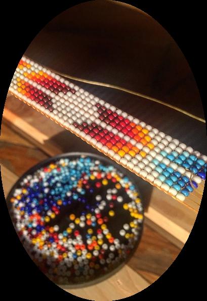Beading Beauty: Loom Work Bracelets