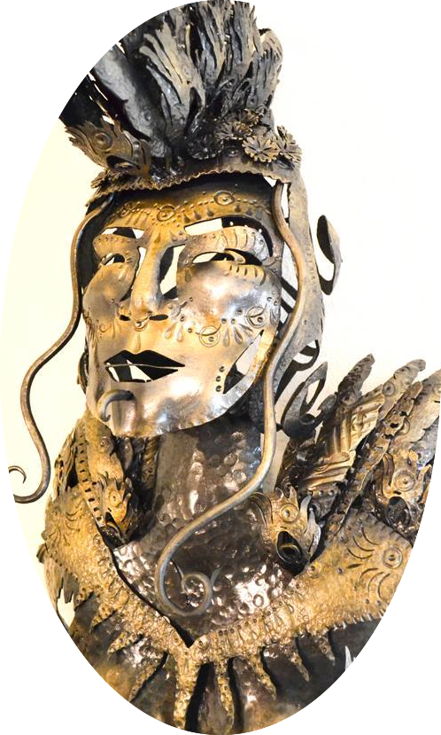 Forging a Goddess