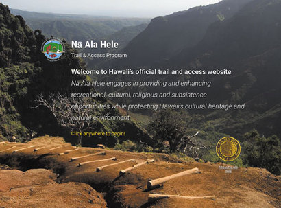 Website screenshot [Image courtesy of http://www.lahainanews.com ]