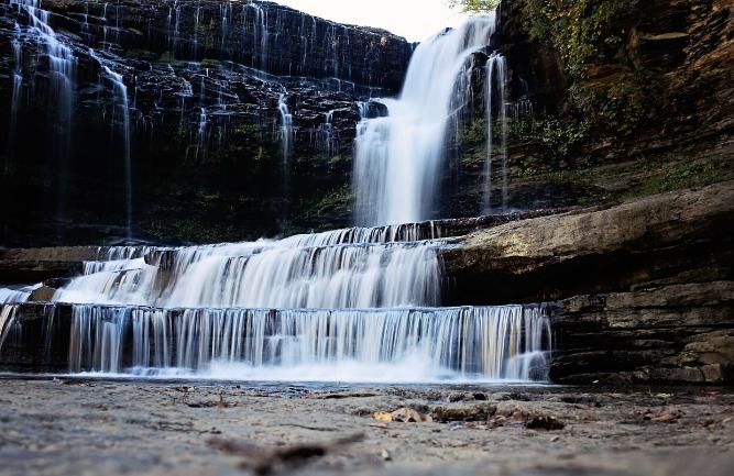 Cummins Falls, TN