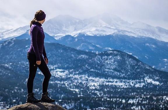 Sierra hiking in Colorado