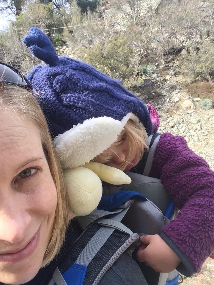 Photo by Girls Who Hike Inland Empire member,Lindsey Gassaway Bryant