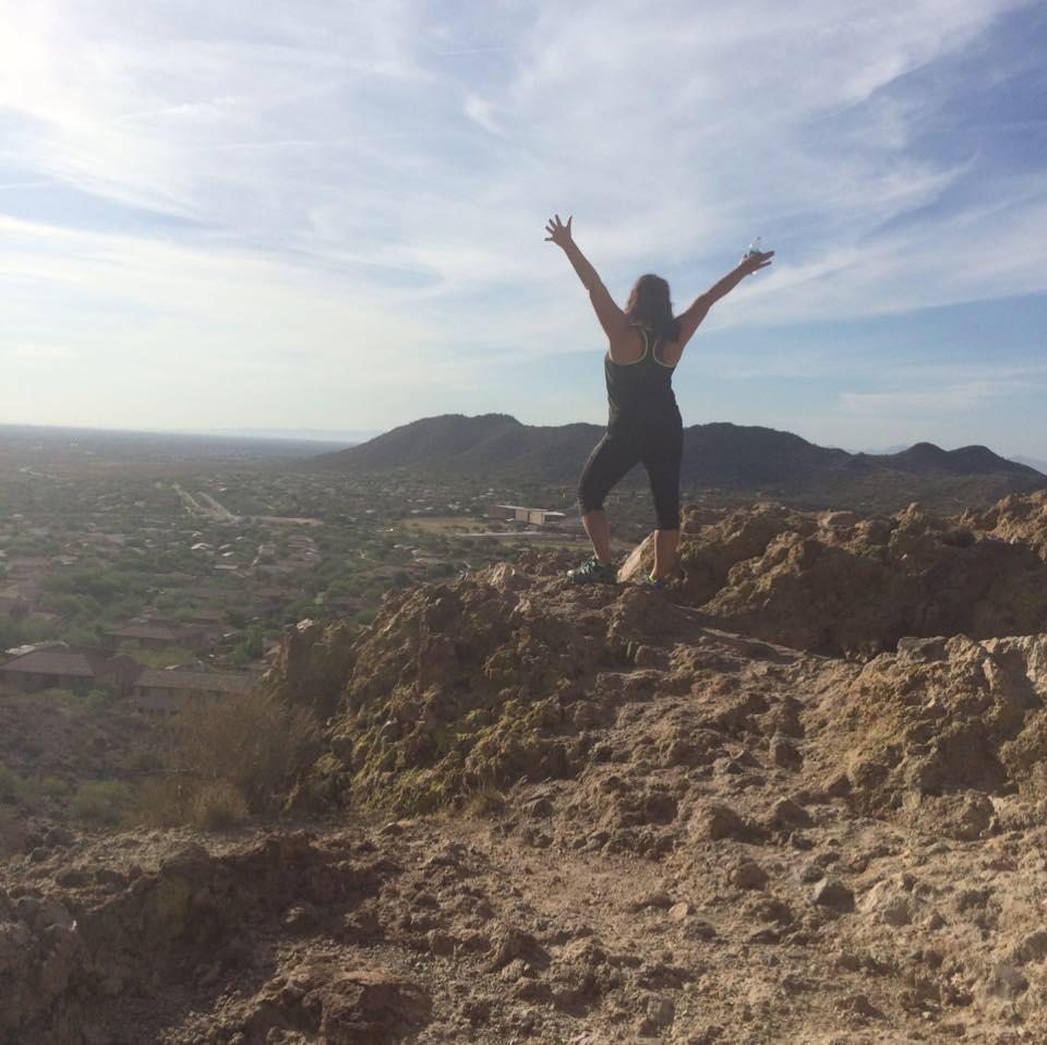 Feeling like a rock star in Arizona