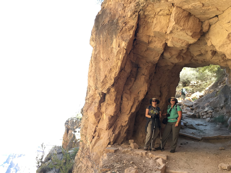 Grand Canyon – Bright Angel Trail, 2016