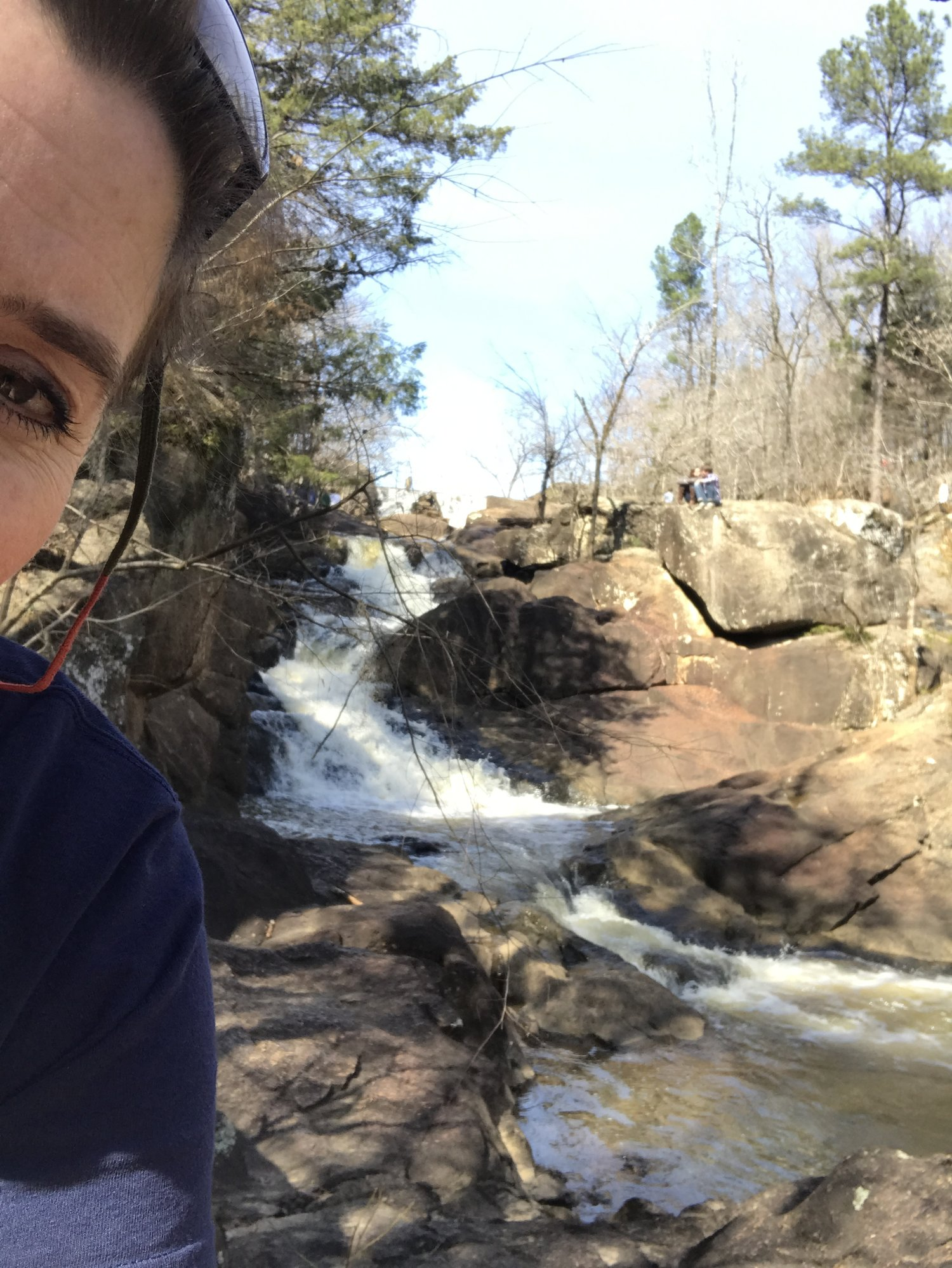 Chewacla Falls, Auburn AL