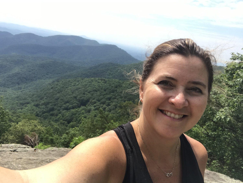 Preachers Rock – Appalachian Trail outside of Woody Gap, GA