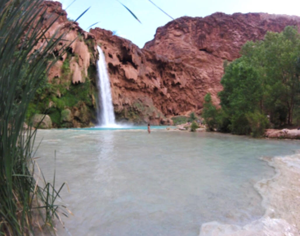 Havasu Falls From Another Angle.