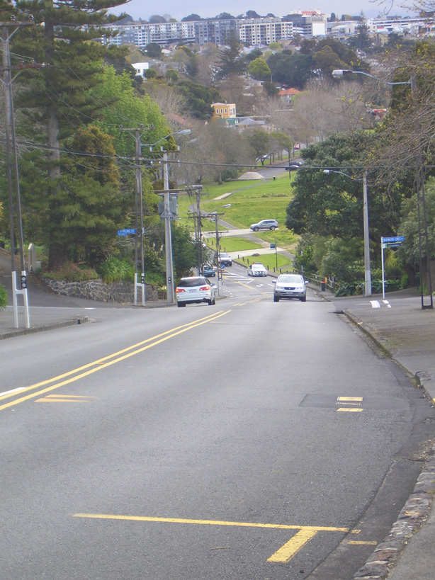 SHORE ROAD UP TO VICTORIA AVE