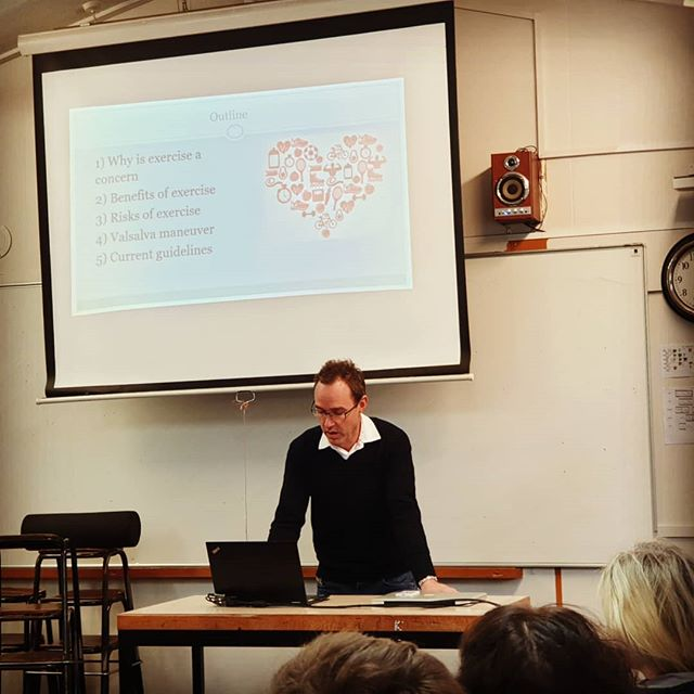 Thanks to all who made it to the Heart Talk with Dr Krys Milburn today and the foam roller session with Dan Catermaul. It was a pleasure organising this. Not often do you get a Clinical cardiologist specialising in coronary intervention and structural heart disease, talk about the heart and exercise.  Wow what a fricken awesome 75mins of learning and understanding about the heart. I have such a better understanding of how exercise affects the heart and also conditions that can result through improper use. Never realised how important breathing was during exertion until today and how important it is to balance your training with more time spent in lower heart rate zones over high intensity!  Interesting how the heart muscle expands and grows with exertion but also how you can over stretch your heart and cause major damage!  #coach #triathlontraining #triathlon #tricoach #motivated #training #heart #heartrate #heartratetraining