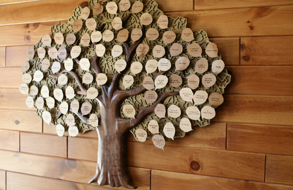 A $2,000 donation to purchase the Mowery property adds your name to a Leaf on our Donor Tree art installation in the Cafe.