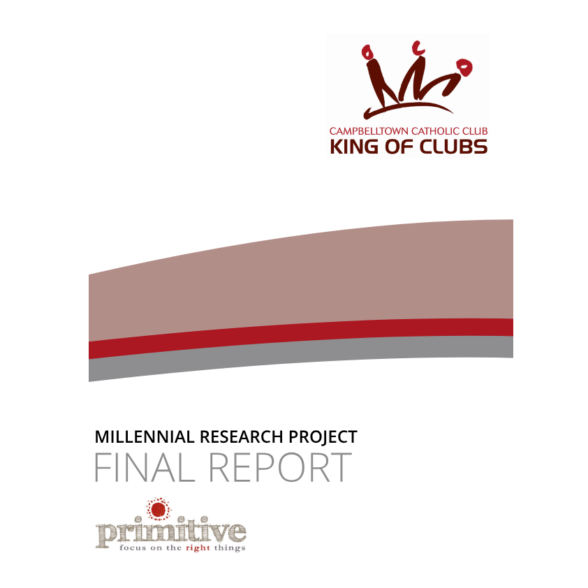Millennial consultation and research project