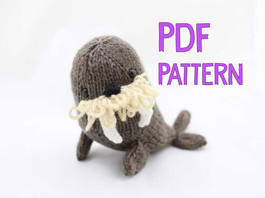 Toy Knitting Patterns -