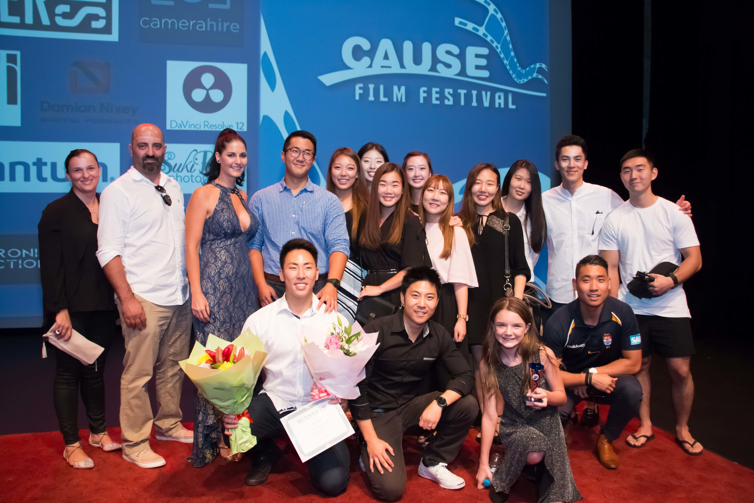 2017 Cause Film Festival Runners Up