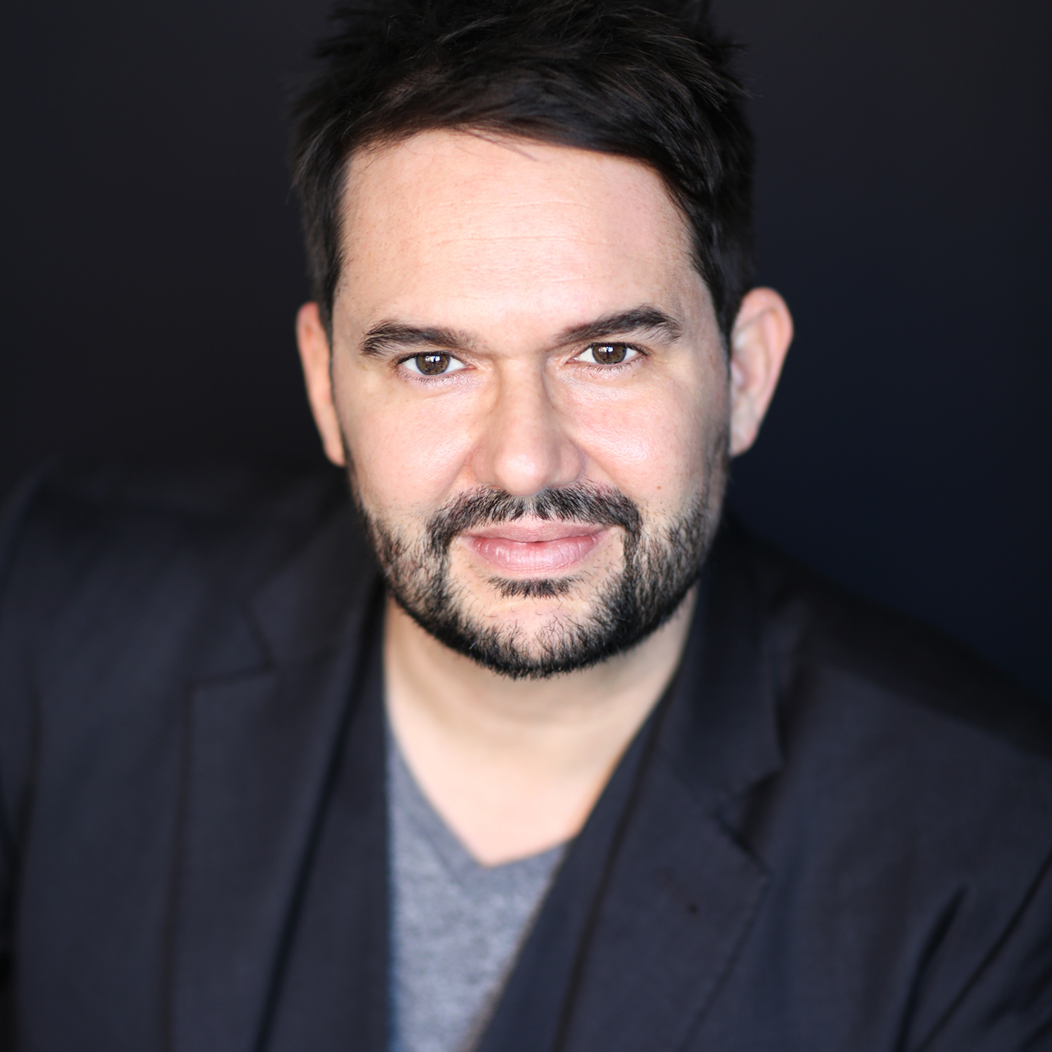 """Digital Director - Damian Nixey    Bio:  Damian is our Digital guru who is also an Actor and a Film Addict. Forget IMDB, this guy is """"Information Movies Damian's Brain"""". Damian has supported the making of several movies including """"The Babadook"""", he has acted in Communicado's """"The Steven Shuttleworth Story"""", """"Hercules: The Legendary Journeys"""", """"Young Hercules"""", numerous other small budget films and has produced """"Other World"""" among many others that we don't have room to list.   Cause:  Alzheimers awareness   Didn't need to know:  Likes coffee. Lots."""