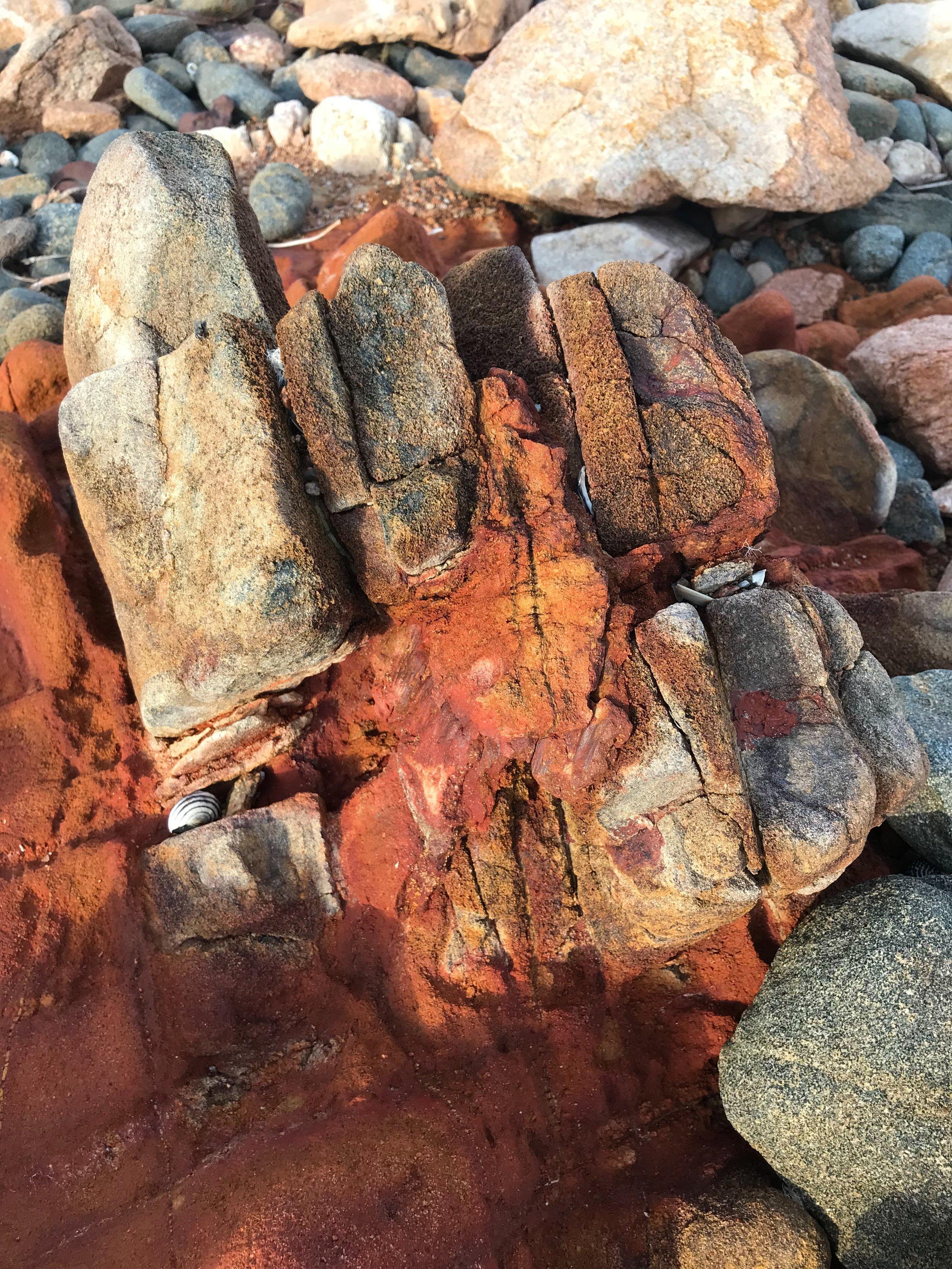 Rocks at Thevenard
