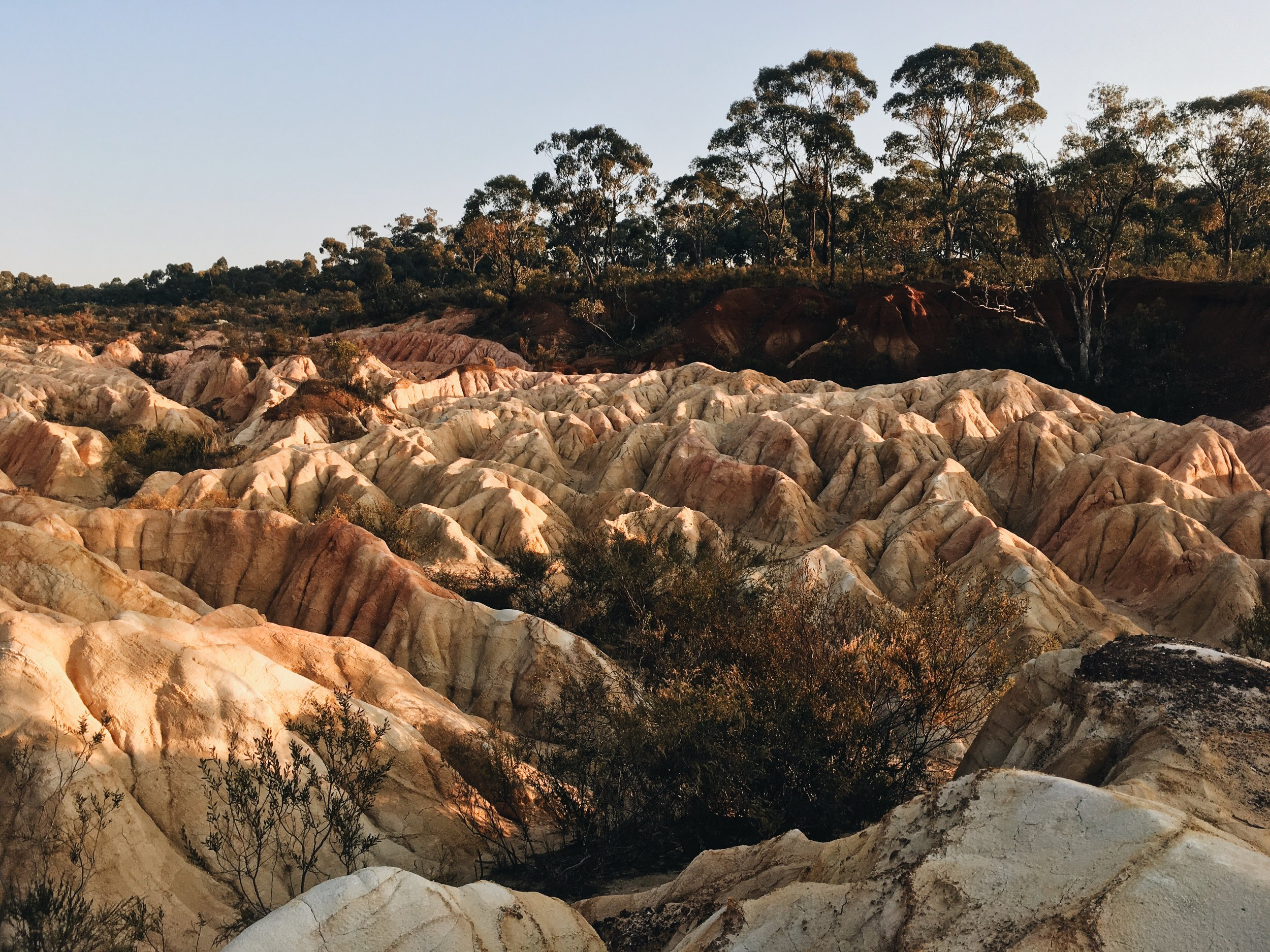 Pink Cliffs ||