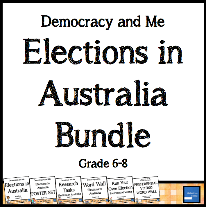 Examine the secret ballot, preferential voting and compulsory voting with this bundle