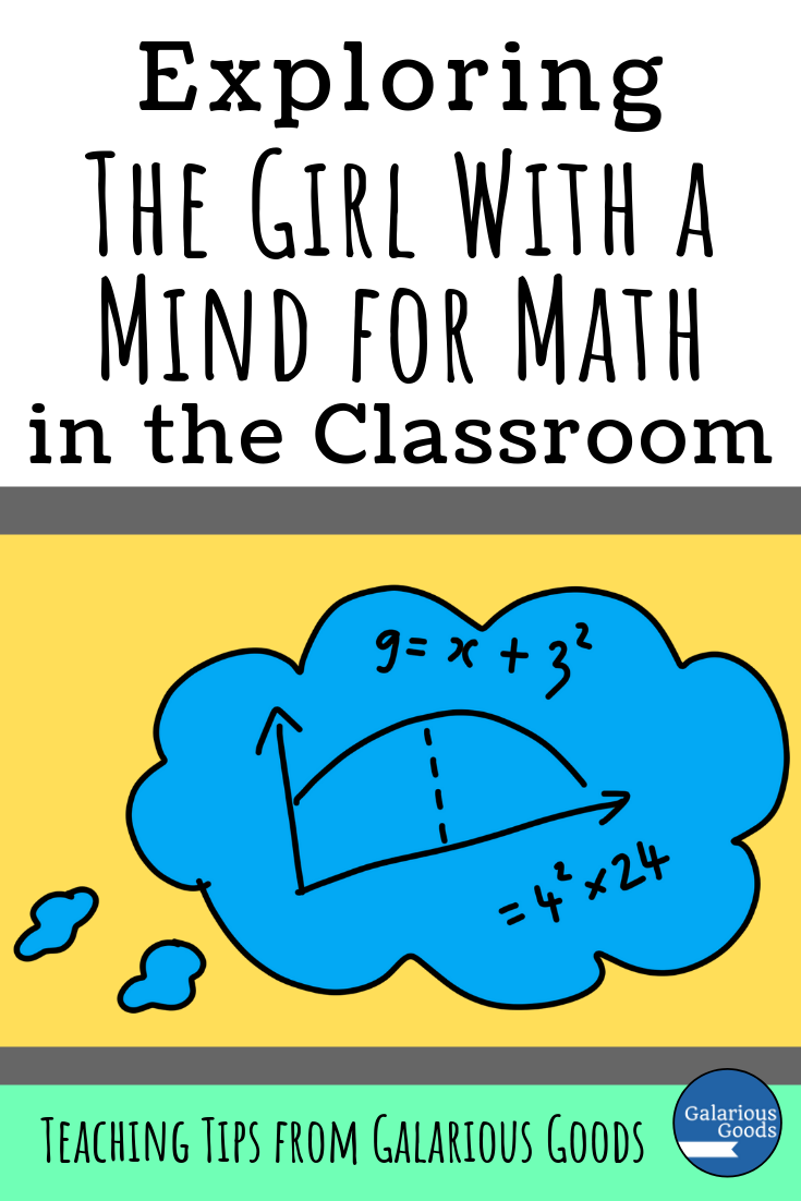 Exploring The Girl With a Mind for Math in the Classroom. Explore this picture book memoir of the amazing Raye Montague by author Julia Finley Mosca and illustrator Daniel Rieley. This blog post explores why it's great for the classroom and a range of teaching ideas as well as a free resource. A Galarious Goods blog post.