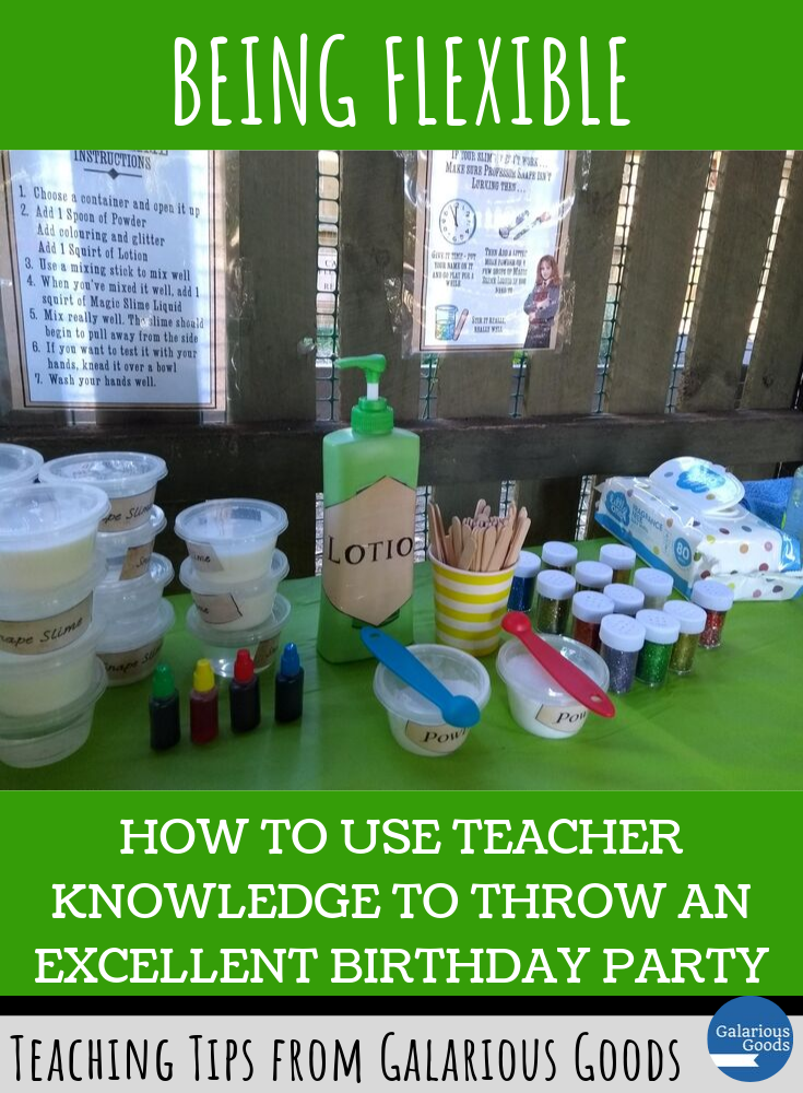 How to Use Teacher Knowledge to Throw an Excellent Birthday Party. Explore how teacher skills helped me throw an amazing Harry Potter birthday party for my son and his friends. #galariousgoods
