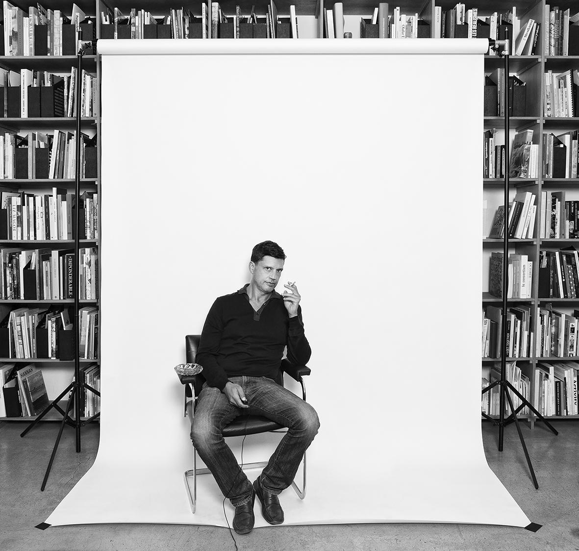 Lionel Bovier - Directeur du MAMCO (Musée d'art moderne et contemporain de Genève)