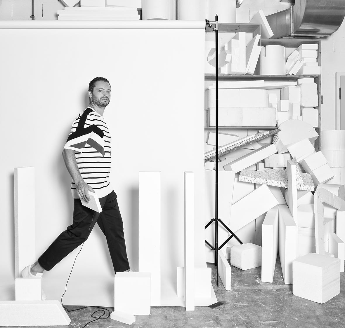 Nicolas Le Moigne - designer