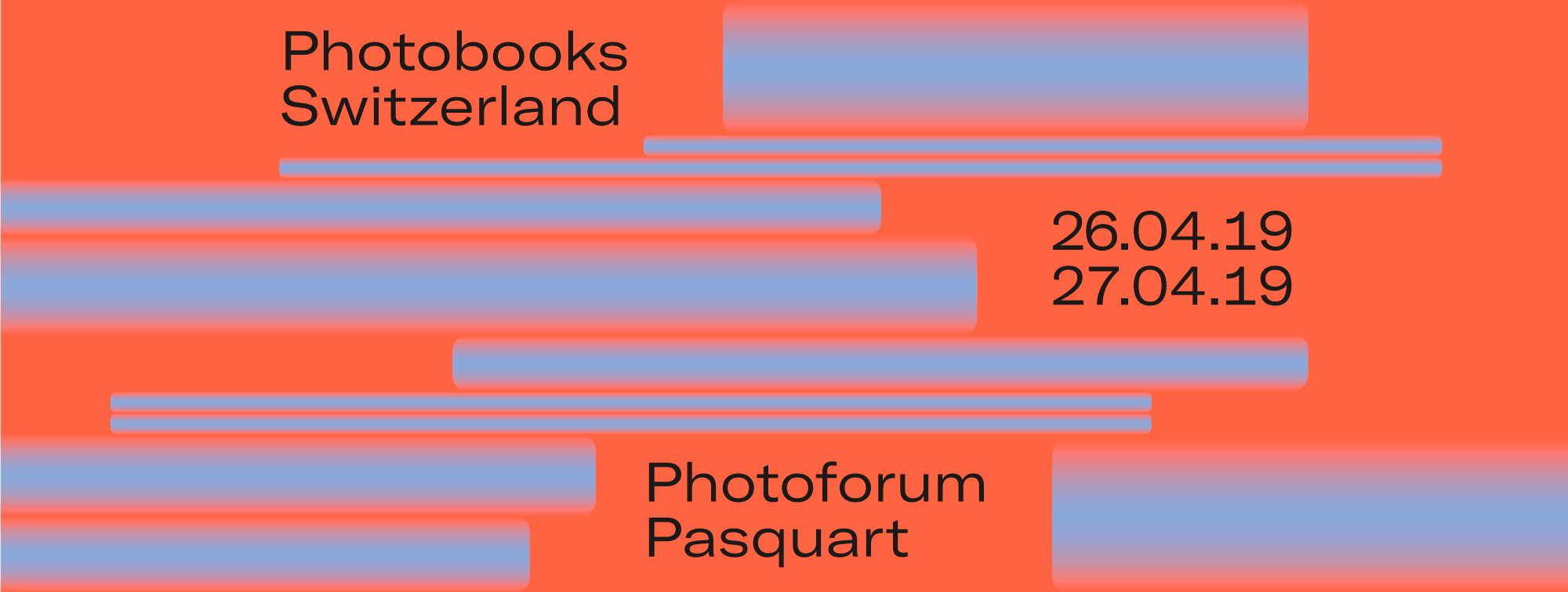 Collective Le Salon is happy to have been invited at the first edition of  Photobooks Switzerland  , which will take place at Photoforum Bienne on the 26th & 27th of April !  Book fair, conferences, talks, projections, portfolio reviews and more programmed…   >  https://www.facebook.com/photobooksswitzerland/   >  https://www.photoforumpasquart.ch/fr/event/photobooks-switzerland/