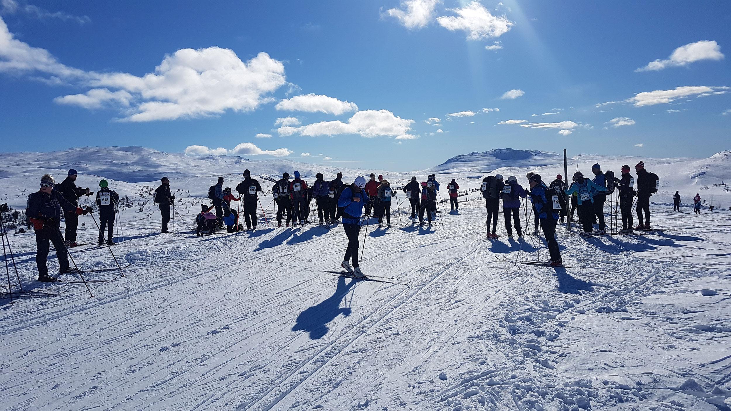 Homevassløpet, påskens fineste skitur.