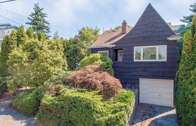 7358 20th Ave NW, Seattle $650,000 4 bed, 1 bath, 1640 SQ FT