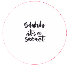 SHHH… IT'S A SECRET - Nice private places to book !