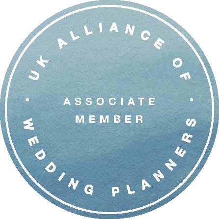 Natasha Spencer Weddings and Events Kent Wedding and Events Planner associate member of ukawp