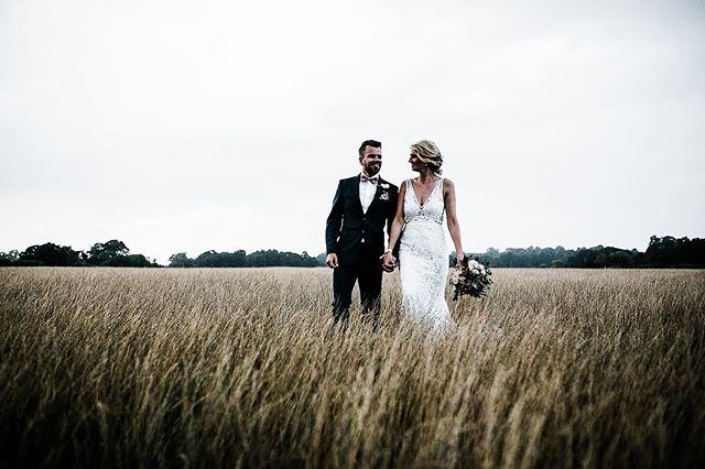 5 minutes before the heavens opened. There is always time to get those perfect shots. Make sure you take some time out with your new Mr or Mrs' to snap those intimate moments.  Image @samieleephoto  Planning @natashaspencerevents  #goldenhour #weddingday #perfectmoment #wedding #brideandgroom #mrandmrs