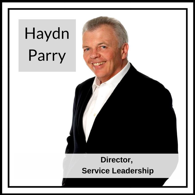 Haydn Parry   Haydn is an expert in leadership mentoring, culture change, executive team development and organisational growth.Over the past 25 years, he has helped leaders develop high performance teams and build powerful working environments that maximise people potential.He has operated successfully at an influential management level across many industries in the UK, Central & Eastern Europe and the USA.Haydn drives the HPT5 Service Leadership proposition designed to develop and build leaders in fitness and healthcare who will transform our industry.