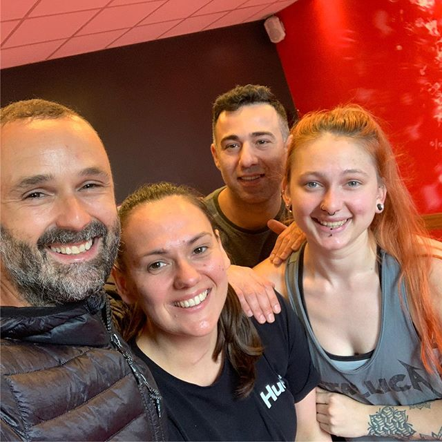 What a delight working with these guys! They have put their everything into mastering the principles and practical skills of Movement Biomechanics. Total respect to you - relative motion and joint loading in 3D, pah, easy!